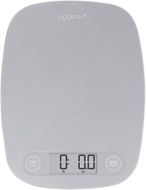 1. GreaterGoods Digital Food Kitchen Scale