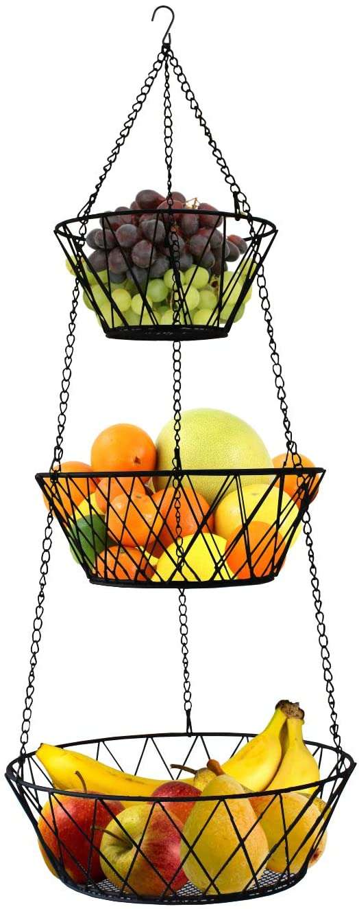 best hanging kitchen baskets of 2020 reviews