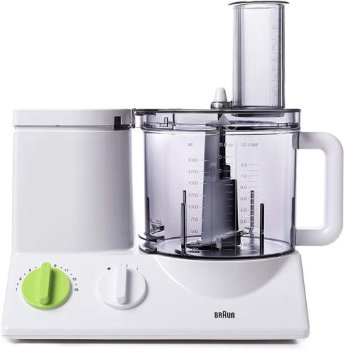 5. Braun 12 Cup Food Processor