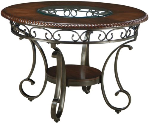 5. Signature Design by Ashley Glambrey Dining Room Table
