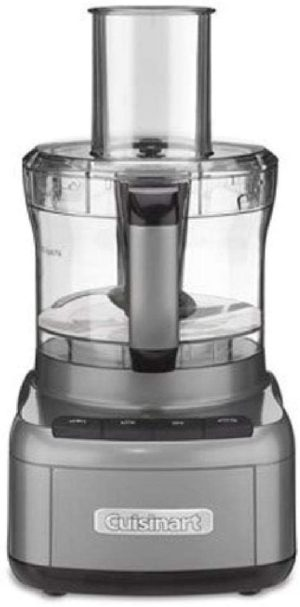 6. Cuisinart Elemental 8-Cup Food Processor