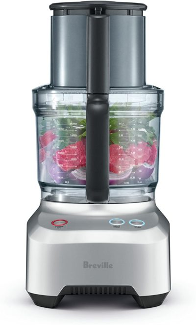 7. Breville BFP660SIL Sous Chef 12 Cup Food Processor,