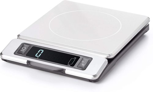9. OXO Good Grips Stainless Steel Food Scale
