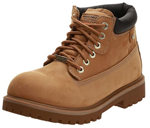 11. Skechers Police Boots