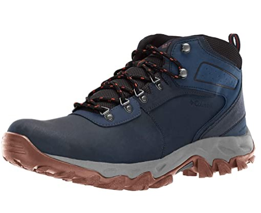 2. Columbia Leather Boots