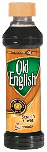 12. Old English Scratch Cover