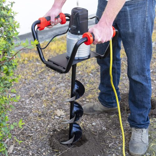 1. XtremepowerUS Electric Post Hole Digger