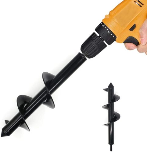10. FORFLOWER Post Hole Digger