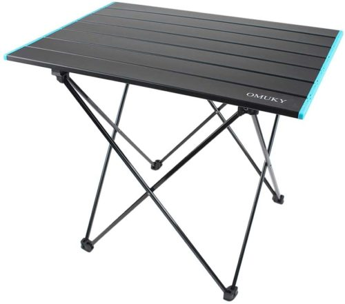11. OMUKY Camping Table