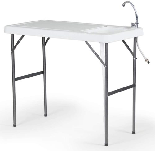 7. Modern Home Fish Fillet Table